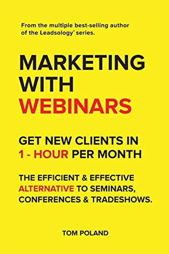 Marketing with Webinars