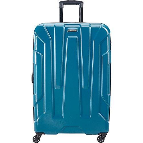 Samsonite Centric Hardside Luggage, Caribbean Blue, Checked-Large