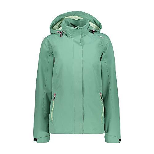 Cmp Woman Jacket Zip Hood XXXXL