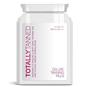 TOTALLY TANNED TABLETS GET TAN FAST INSTANT RESULTS SAFE HERBAL! by Totally Tanned