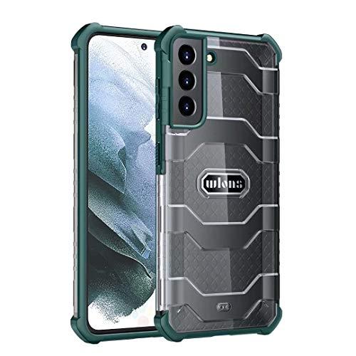 Funda para iPhone 12 Mini, 360 grados de cuerpo completo, híbrido transparente, a prueba de golpes, resistente, resistente, doble capa, armadura defensor, para iPhone 12 Mini, azul claro
