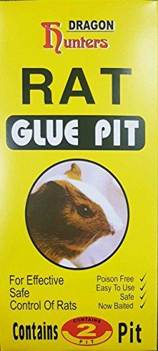 Tableta adhesiva para pequeños roedores (6) (10)