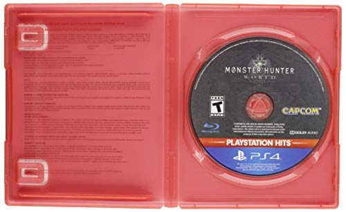Monster Hunter: World - Edición estándar de PlayStation 4