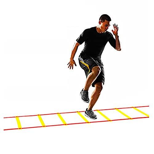 Escalera de la escalera de la escalera de la escalera de la escalera de la escalera de la escalera de la escalera de la velocidad para el entrenamiento interior y al aire libre con velocidad y balance