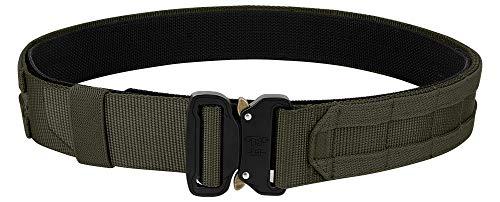 KRYDEX Quick Release Rigger MOLLE Belt 1.75 Inch Inner &