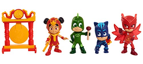 Simba Toys PJ Masks Figuren Set Staffel 3