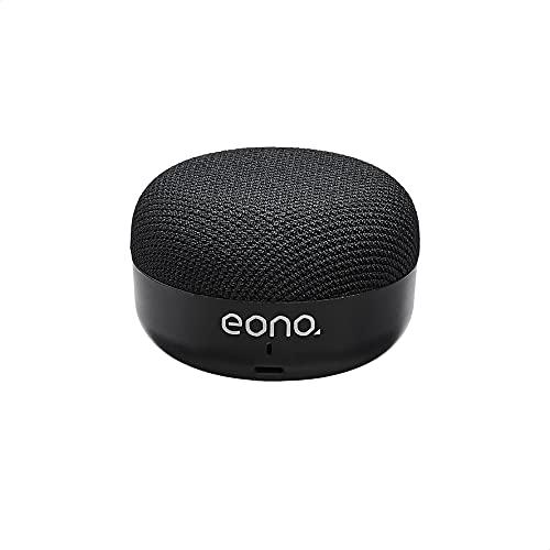 Eono by Amazon – wasserdichter Bluetooth-Lautsprecher, Schutzart IPX7, mit HARMAN-Soundtechnologie