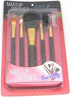 Color Fever Makeup Brush Set, Stylish Maroon