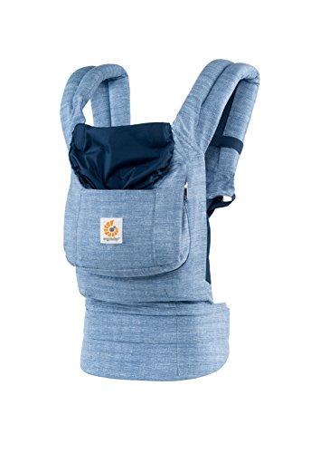 Ergobaby Babytrage Kollektion Original (5,5 - 20 kg), Vintage Blue