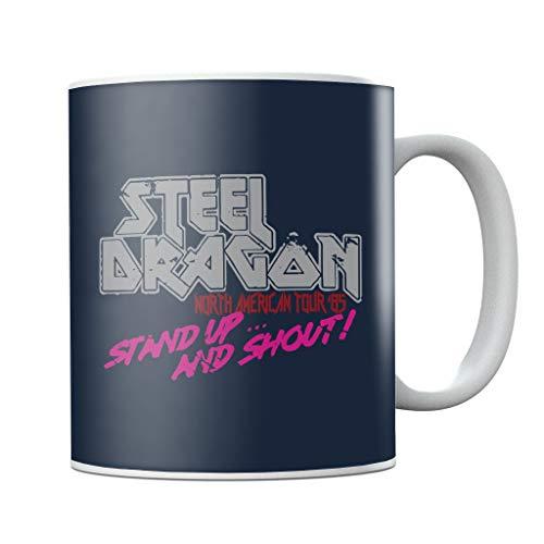 Cloud City 7 Steel Dragon North American Tour Rock Star Mug