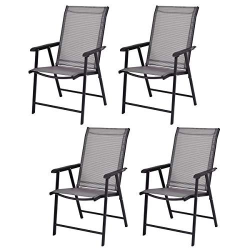 silla jardin fabricante Tangkula