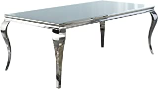 Schuller 792107/20691 Baroque Table Salle à Manger 108 x 208 x 76 cm