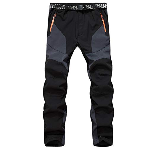MaoDaAiMaoYi Men Waterproof Windproof Outdoor Sports Warm mannen Vlies Broeken Pants houden Mode Living Broek Verdikke Bergstlimmen Skibroek