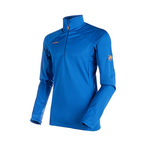 Mammut Eiger Extreme Moench Advanced ML Half Zip Longsleeve Shirt Men - Fleecepullover