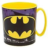 ALMACENESADAN 2262; Taza Batman, Apta para microondas , Capacidad 350 ml