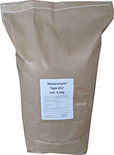 4,5 kg Weizenmehl Type 812