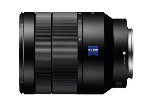 Sony 24-70mm f/4 Vario-Tessar T FE OSS Interchangeable Full Frame Zoom Lens