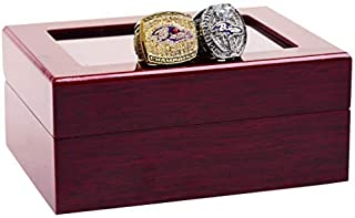 HASTTHOU Replica Championship Ring for Baltimore Ravens Set Gift Fashion Gorgeous Collectible Jewelry