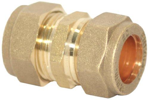 Plumb Pak Compression, gerade, 15 mm, 5 Stück