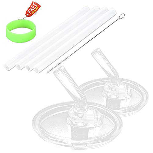 Greant Replacement Straws for 10 OZ THERMOS FOOGO Bottles(Model...