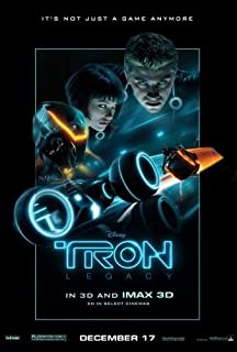 Tron Legacy Movie Poster 24in x36in
