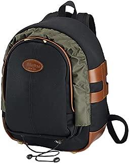 Billingham 25 Rucksack for Cameras (Black Canvas / Tan Leather)