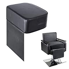 """Material: Synthetic Leather + Sponge,comfortable and durable,easy to clean This salon booster seat cushion will keep children seated comfortably while protecting your experience styling chair The Dimensions: (14.6 x 11 x 5.9)"""" / (37 x 28 x 15)cm (L x..."""