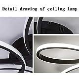 Zoom IMG-2 lampada da soffitto a led