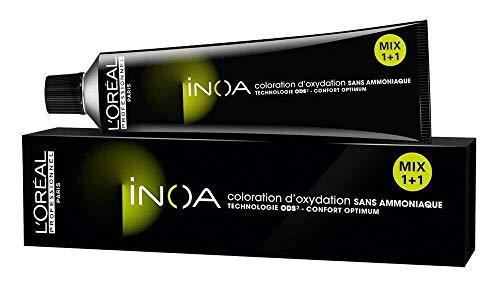 L'Oréal Professionnel Inoa 9,0 sehr helles blond intensiv, 60 ml