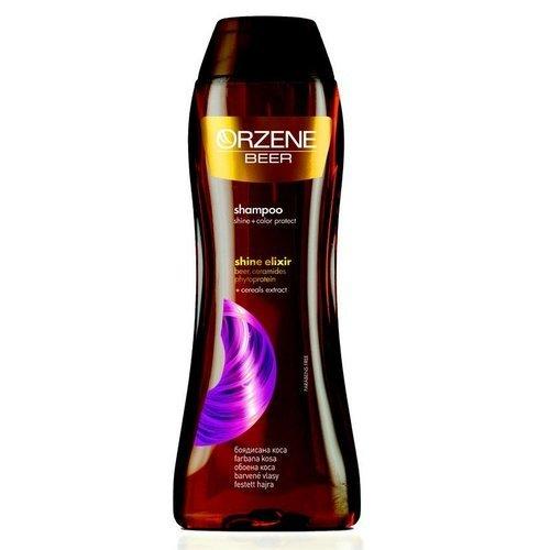 Orzene Beer Shampoo for Colored Hair 400 ml by Orzene