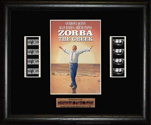 Zorba el griego - doble con foto (BD)
