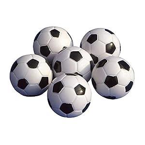 10 piezas de bolas de kicker hechas de PU, bola de kickball de ...