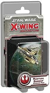 Fantasy Flight Games Current Edition Star Wars X Wing Auzituck Gunship Board Game