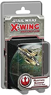 Fantasy Flight Games Current Edition Star Wars X Wing Auzituck Gunship Board Game