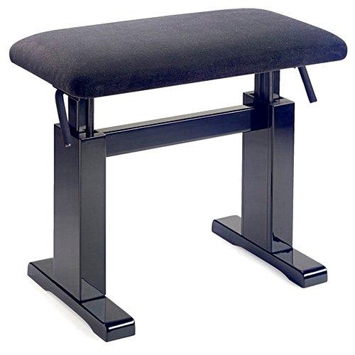 Stagg PBH-780 BK P V/BK Klavierbank
