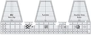 Creative Grids USA Creative Grids Tumbler Double Strip Ruler