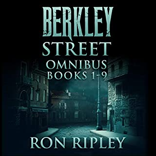 Berkley Street Series Books 1 - 9     Haunted House and Ghost Stories Collection              Written by:                                                                                                                                 Ron Ripley                               Narrated by:                                                                                                                                 Thom Bowers                      Length: 66 hrs and 26 mins     5 ratings     Overall 3.6