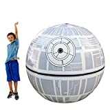 4FT Giant Inflatable Beach Ball   Extra Large Jumbo Beach Ball - Fun Indoor and Outdoor