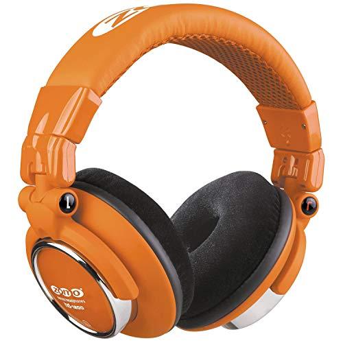Zomo HD-1200 Professioneller Stereo-Kopfhörer (110dB, 3m) Toxic orange