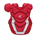 Easton Gametime Catcher's Chest ProtectorTRUE, Red/Silver