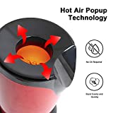 Zoom IMG-1 leogreen elettrodomestico per popcorn macchina