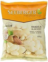Seeberger Mandeln blanchiert, 200 g