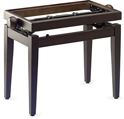 Affordable Stagg PB45 RWM Matte Rosewood Piano Bench (No Seat Top Included)