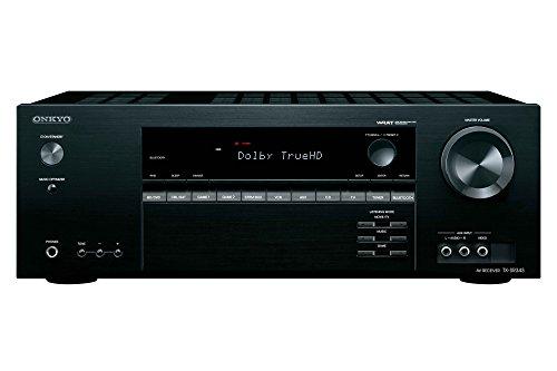 New ONKYO TX-SR343 (B) AV receiver 5.1ch corresponding black