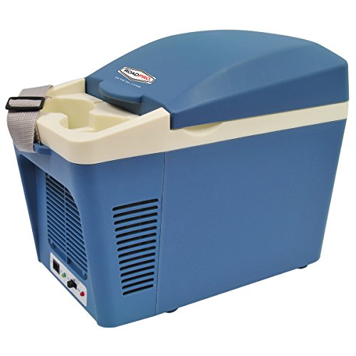 RoadPro RPAT-788 7 Liter 12V Cooler/Warmer with Cup Holders
