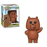 Pop We Bare Bears Grizz Vinyl Figure