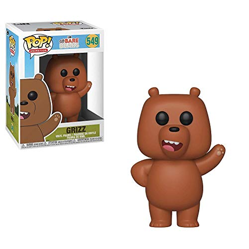 Pop! Vinilo: We Bare Bears: Grizzly