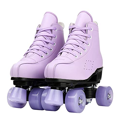 ASJUNQ Rollschuhe Damen/Mädchen,Rollschuhe Kinder/Erwachsene,Rollschuhe Herren Sport Freizeit Unisex,G-37