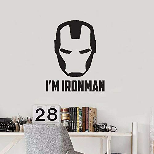 Home Decoration Super Hero Wall Stickers Bedroom Decoration Trendy Fashion Kids Room Decoration Wall Stickers