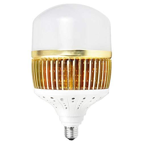 DASKOO CL-Q100W Alto Lumen E27 100W bianco neutro 4000K 13000lm AC 85-265V LED Globus lampada di ricambio per 800W lampade alogene LED lampadina in alluminio pin + PC copertura